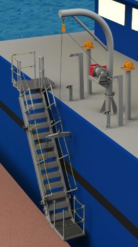Schoellhorn Albrecht Ship Side Accommodation Ladders