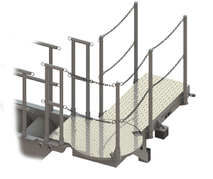 Schoellhorn-Albrecht Ladder Accessories