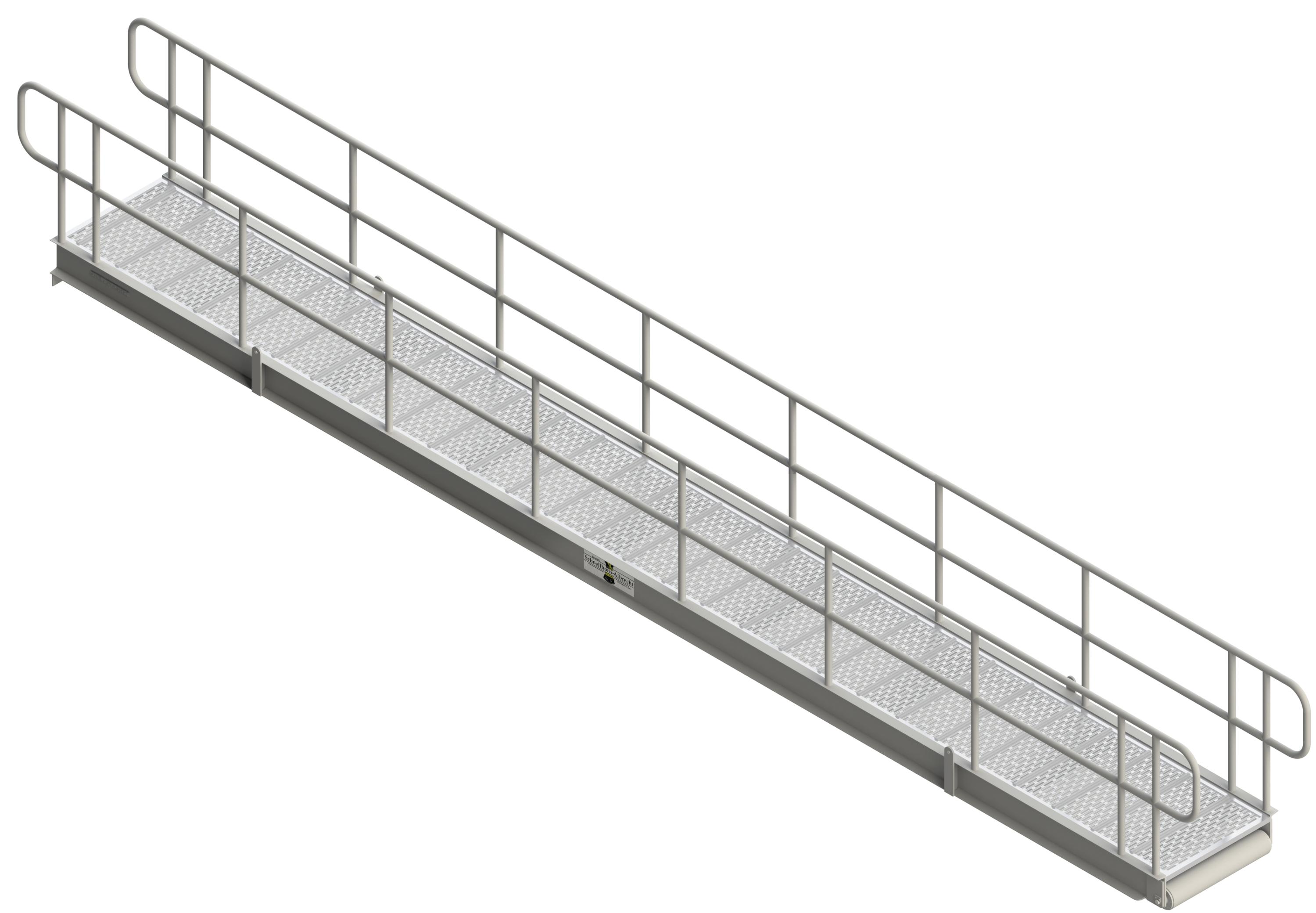 Schoellhorn Albrecht Gangway With Fixed Rails