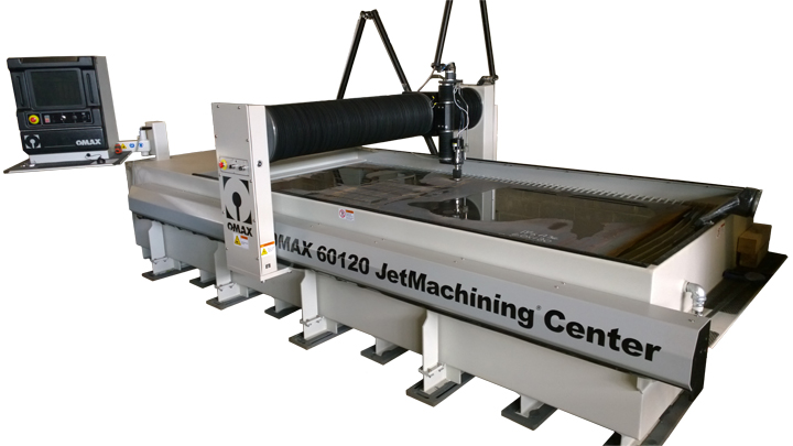 WaterJet Machining Center