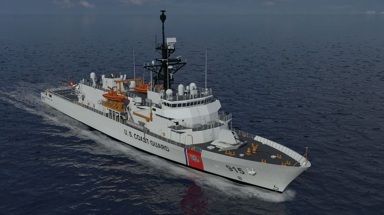 U.S. Coast Guard Offshore Patrol Cutters (OPC)