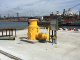Capstan - NAVY, New York, Above Deck, Right Angle, Control Box