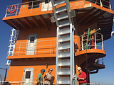 Accommodation Ladder - ATB Tug to Barge Ladder 2