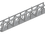 Gangway - Beam Style, Tall Truss with Handrails